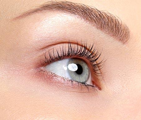 Stylizacja okolicy oka